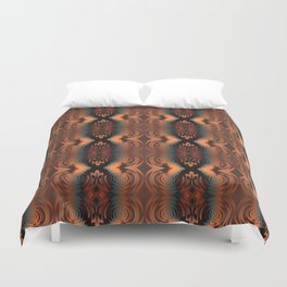 Fall is Here Duvet Cover
