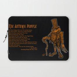 Autumn People 1 Laptop Sleeve