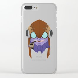 tinker Clear iPhone Case