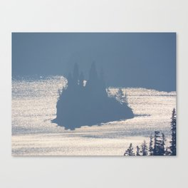 Phantom Ship Canvas Print