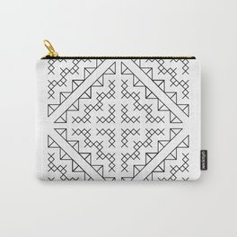 Tribal Hmong Design 2 Carry-All Pouch