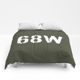 68W Combat Medic Specialist Comforters