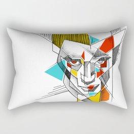 the assisi machine2 Rectangular Pillow