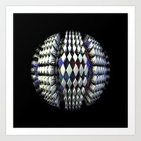 globe Art Prints featuring Globe by LoRo  Art & Pictures