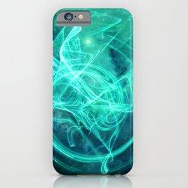 Essence Aquamarine iPhone Case