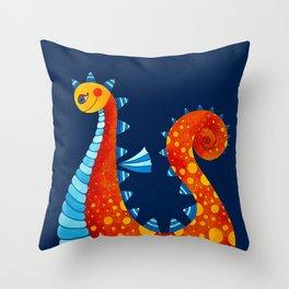 Once Upon a Time - Dragon Throw Pillow