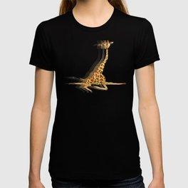 Running Giraffe / Jirafa Corriendo T-shirt
