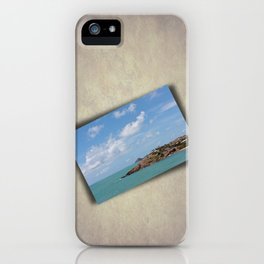 Beautiful Coastal View iPhone Case