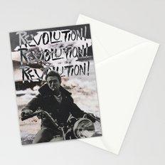 REVOLUTION! REVOLUTION! REVOLUTION! Stationery Cards