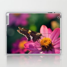 Silver-spotted Skipper Laptop & iPad Skin