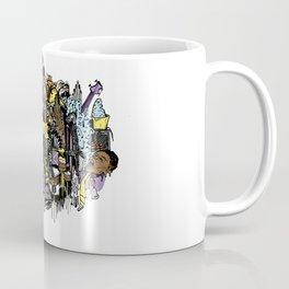 Music Collage Coffee Mug