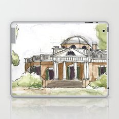 Monticello Laptop & iPad Skin