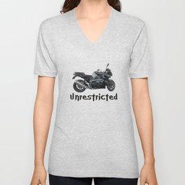 Unrestricted Unisex V-Neck