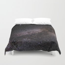The Milky Way Duvet Cover