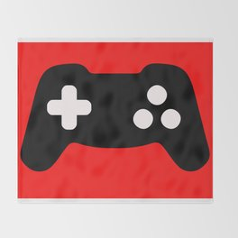 Controller Throw Blanket