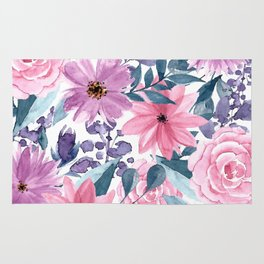 FLOWERS XII Rug