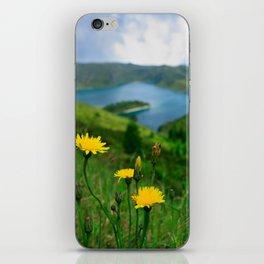 Fogo crater iPhone Skin