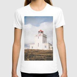 Dyrhólaey Lighthouse T-shirt