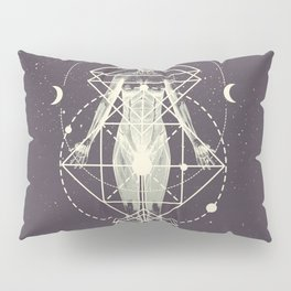 Sacred Geometry (Divine Feminine) Pillow Sham