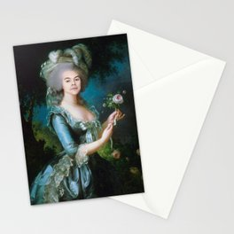 Queen Harry Styles Stationery Cards