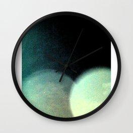 Dark Night Part 1 Wall Clock