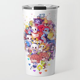 UNDERTALE MUCH CHARACTER Travel Mug