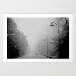 larum 008 Art Print