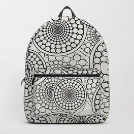 Modern Circles Backpack