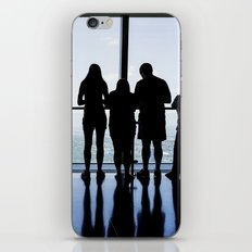 One World Trade Center Observation Deck iPhone & iPod Skin