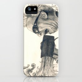 The Mollusk Lingers... iPhone Case