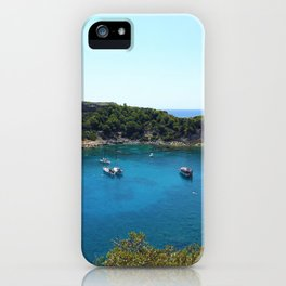 Rhodes Greece Anthony Quinn Bay iPhone Case