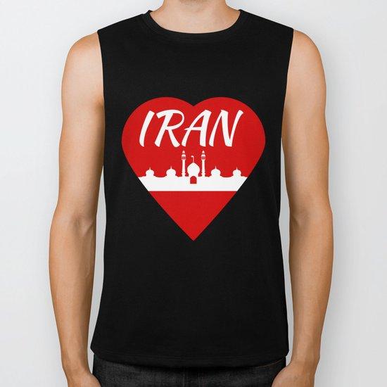 Iran Biker Tank