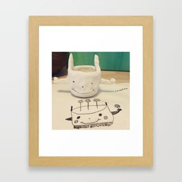 Charliangelo Framed Art Print