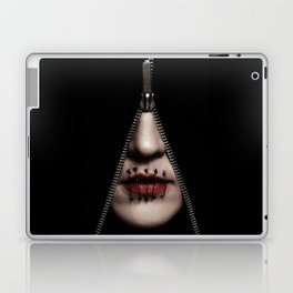 The Harsh And Unpleasant Truth Laptop & iPad Skin