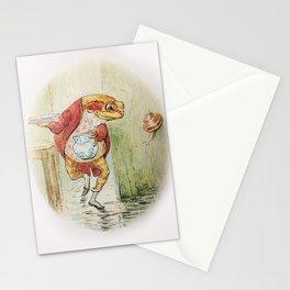 Mr Jeremy Fisher - Beatrix Potter Stationery Cards