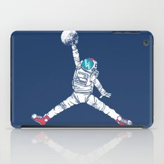 Space dunk iPad Case