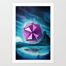 Expansion Volume V Poster Art Print
