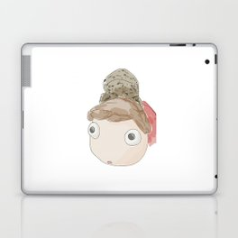 DekaDeka & DekaSan (Ponyo and Salamander) Laptop & iPad Skin