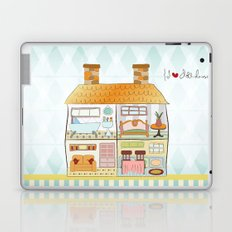 I {❤} Dollhouse Laptop & iPad Skin
