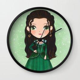 Lysandra Wall Clock