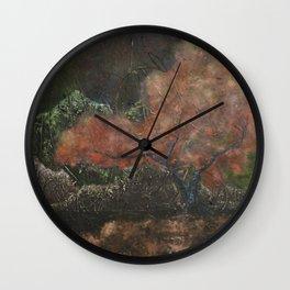Mysticks Wall Clock