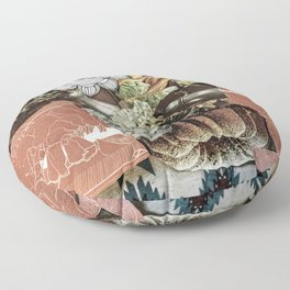 Mister Lobster Floor Pillow