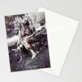 "VAMPLFIED ""Brick Dust"" Stationery Cards"