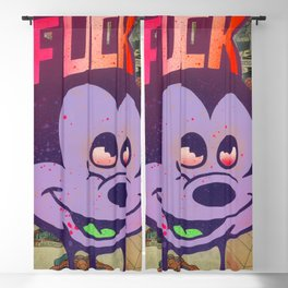 Mick F!ck Blackout Curtain