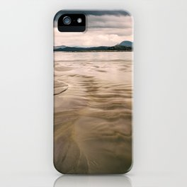 Beach and Mountains II iPhone Case