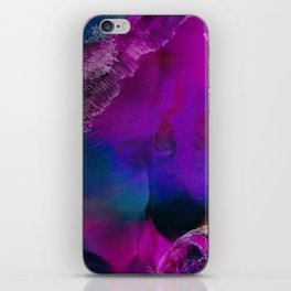 Bringer of Light | Alcohol Ink Abstract iPhone Skin