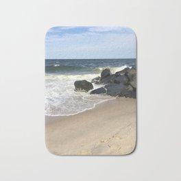 Baesic Belmar Beach Bath Mat