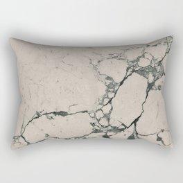 Nude Marble Rectangular Pillow