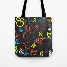 Ampersand Stories 3 Tote Bag
