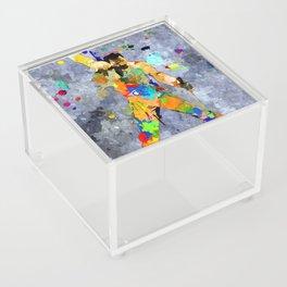 Freddie  Acrylic Box
